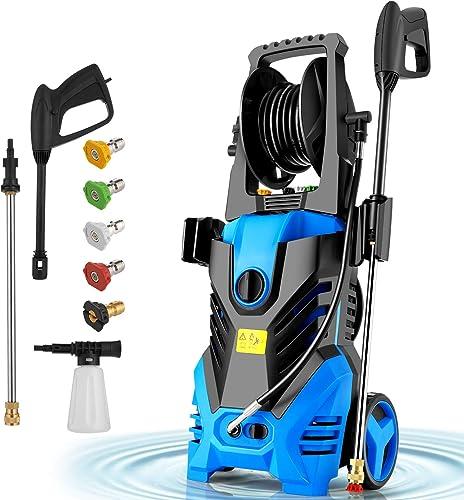 Homdox 1800W High Car Pressure Washer