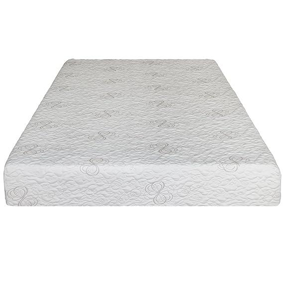 Apagado Master (Respuesta rápida colchón de Espuma y Plataforma Marco metálico para Cama/colchón Foundation, Matrimonio: Amazon.es: Hogar