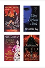 A Vampire Bundle Kindle Edition