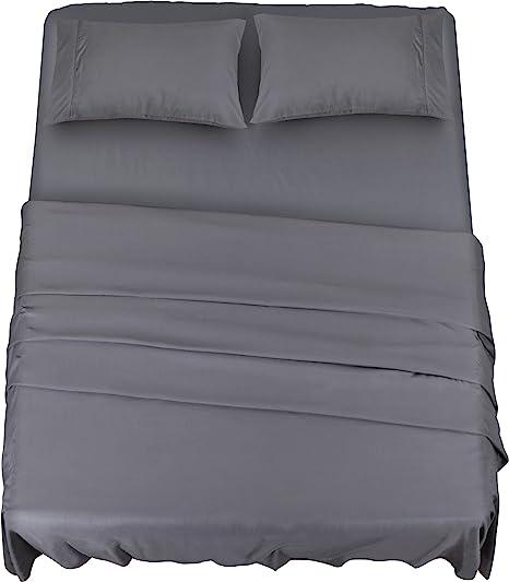 Amazon Com Utopia Bedding Bed Sheet Set 4 Piece King Bedding