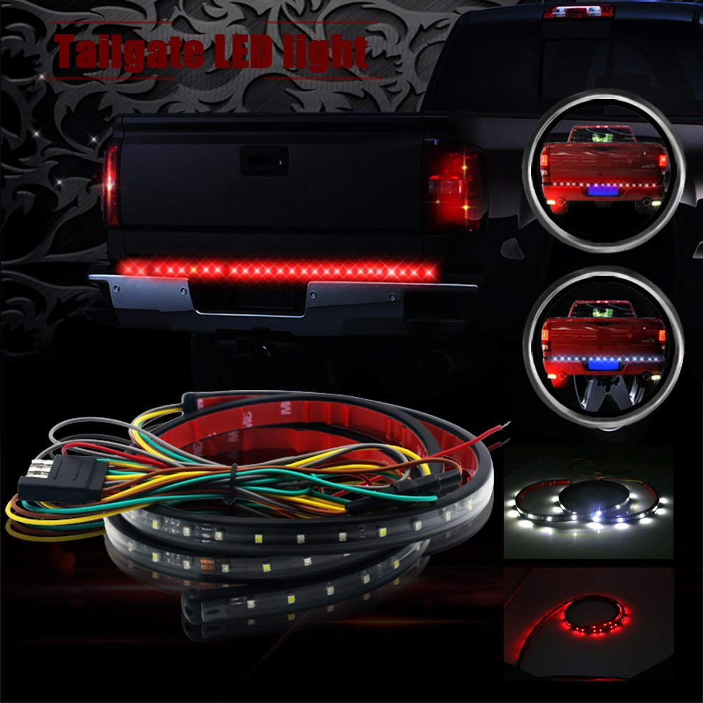 71nYOgyzQbL._SL1002_ amazon com lylla 49 inch red white led tailgate light bar reverse Lylla Guardians of the Galaxy at gsmx.co