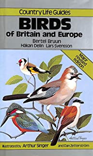 Jeanette Paperback Pocket Guide to Wild Life of Britain and Europe.. by Harris
