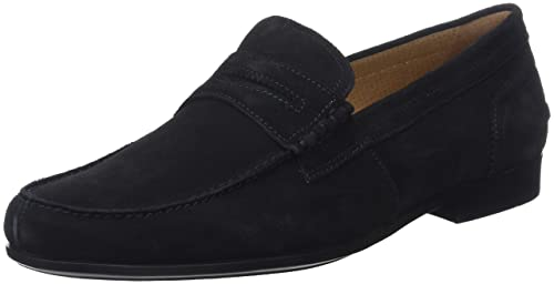 50658dfa Stonefly Men's Summer Ii 2 Velour Loafers: Amazon.co.uk: Shoes & Bags