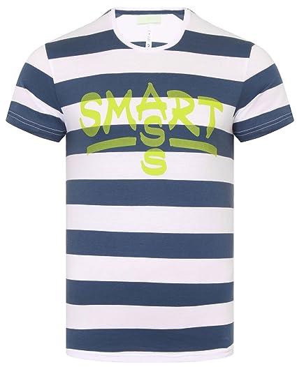 57281caea6af Amazon.com: adidas Neo Smart A Team Mens Short Sleeve Top / T-shirt ...