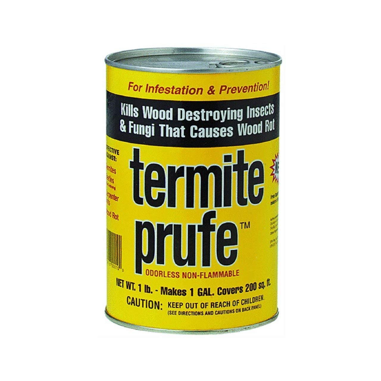 Termite Prufe 1 Lb. Powder Makes 1 Gal. HDW18-1