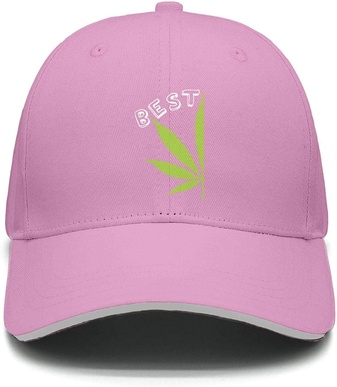Baseball Cap Best Buds Pot Leaf Marijuana Weed-1 Snapbacks Truker Hats Unisex Adjustable Fashion Cap