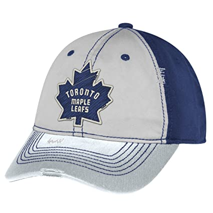 ca29cc8fbed ... where can i buy toronto maple leafs ccm throwback nhl sandblasted  slouch flex fitted hat a6e5d ...