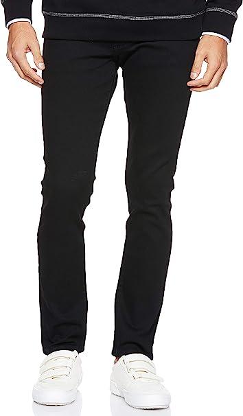 Wrangler Larston Slim Jeans Hombre