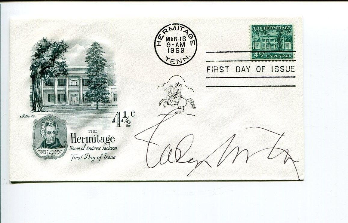 Charles Wright Pulitzer Prize Winner Poet Author Signed Autograph FDC