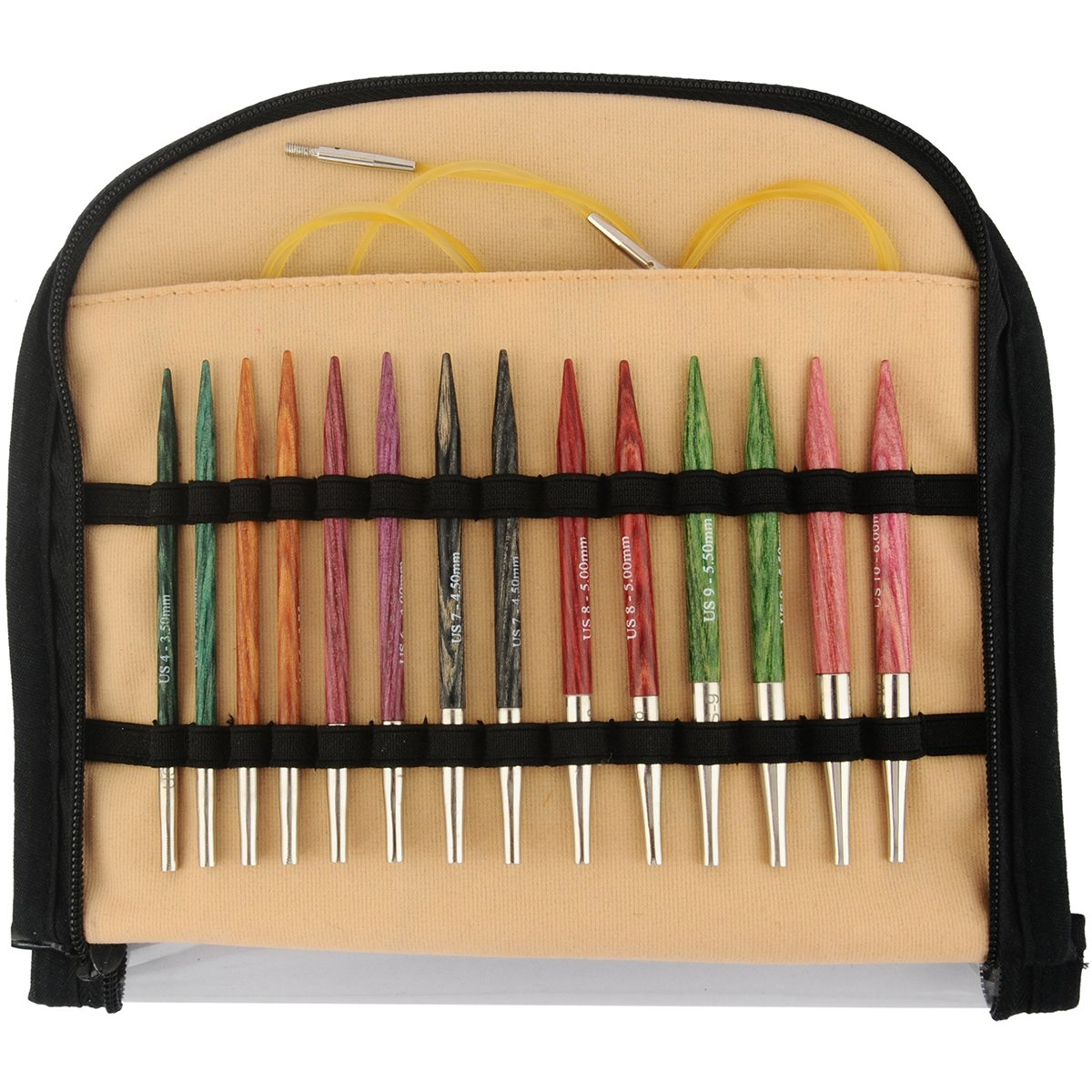 Knitter's Pride KP200608 Dreamz Deluxe Special Interchangeable Needles Set by Knitter's Pride (Image #1)