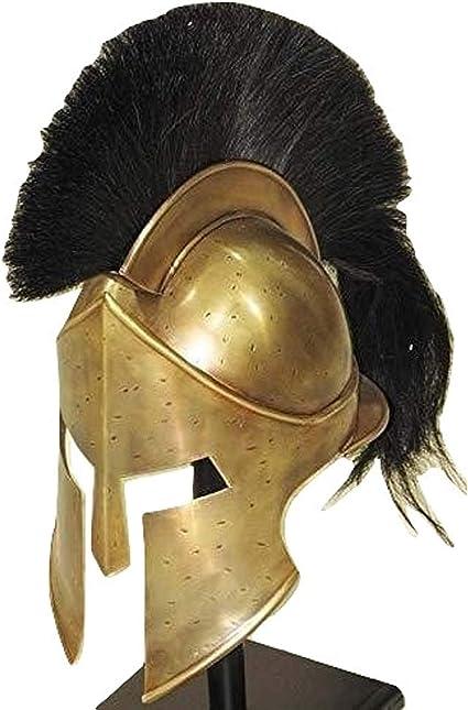King Leonidas 300 Spartiate Casque Médiévale Armure Romain Casque