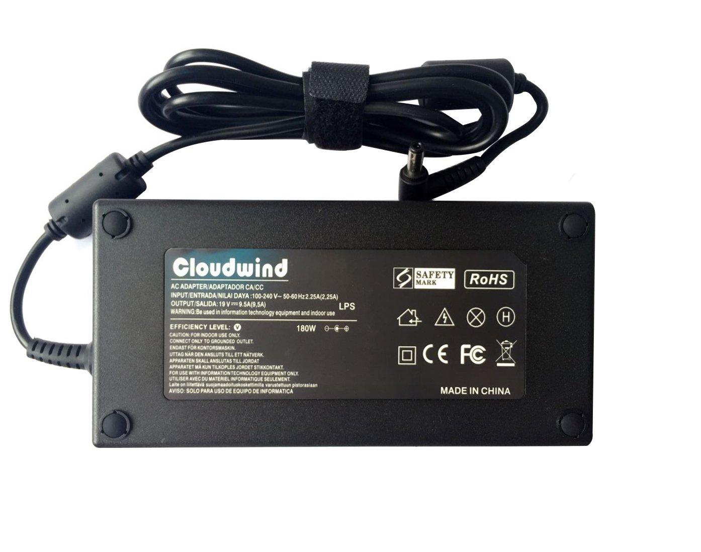 Laptop Charger for Asus G75 G75VW G75VX G74SX G73 G73JH G73SW Power Supply Cord