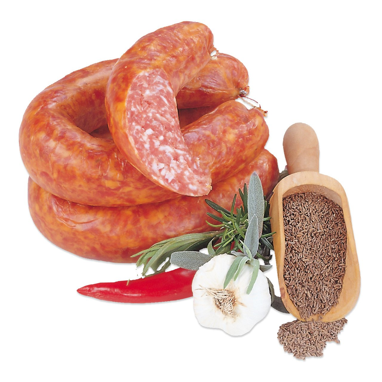 thüringer knackwurst kochen