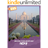 Unbelievable Pictures and Facts About India (English Edition)