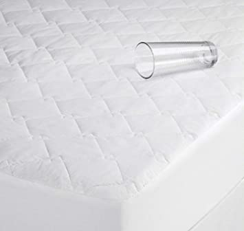 Ideal Textiles Luxury Quilted Waterproof Mattress Protector Topper