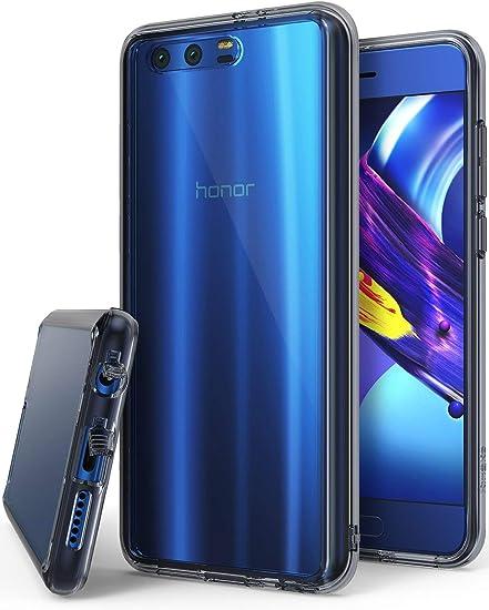 Ringke Funda Huawei Honor 9, [Fusion] Cristalino Transparente al ...