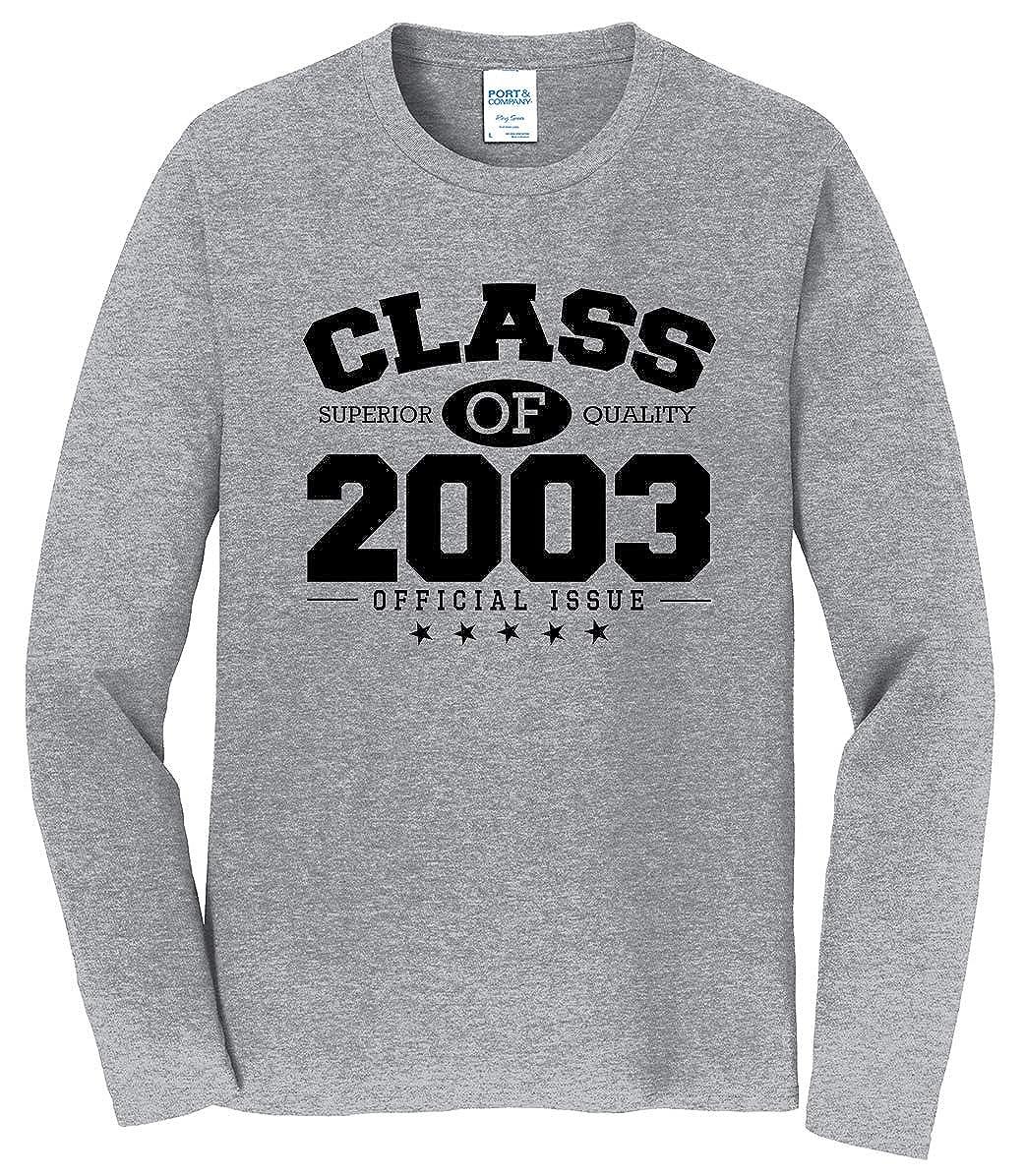 Tenacitee Mens Class 2003 T-Shirt