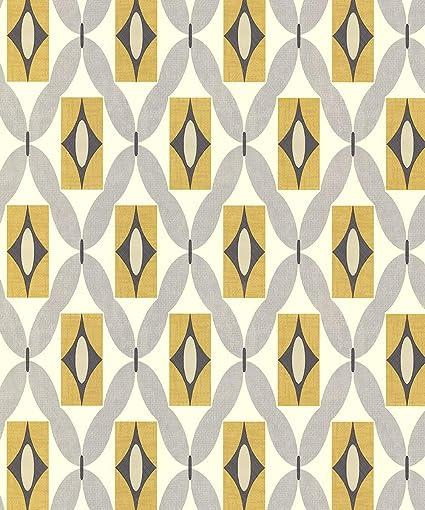 Arthouse Wallpaper Yellow