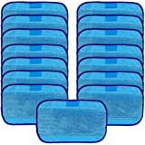 VACFIT Microfiber 15-Pack, Pro-Clean Mopping Cloths for Braava Floor Mopping Robot