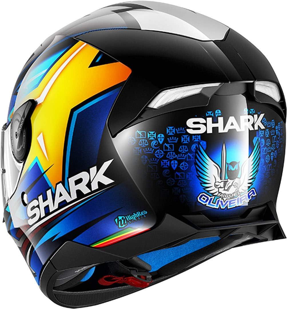 Shark SKWAL 2 OLIVEIRA KBY Casco de moto
