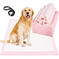 LONENESSL Pet Training Pads Leak-Proof and Super Absorbent Dog Pee Pads, Disposable Fast Drying Pee Mats for Dogs, Cats…