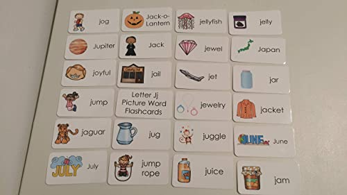 23 Laminated Letter T Speech Therapy Flashcards.