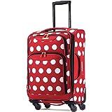 [アメリカンツーリスター]機内持ち込み スーツケース キャリーバッグ キャリーケース ディズニー ミニーマウス 赤 水玉 [並行輸入品]