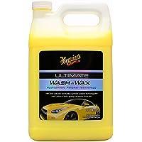 $26 » MEGUIAR'S G17701 Ultimate Wash & Wax, 1 Gallon