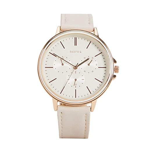 Parfois - Reloj Rose Gold - Mujeres - Tallas Única - Rosa Bébé