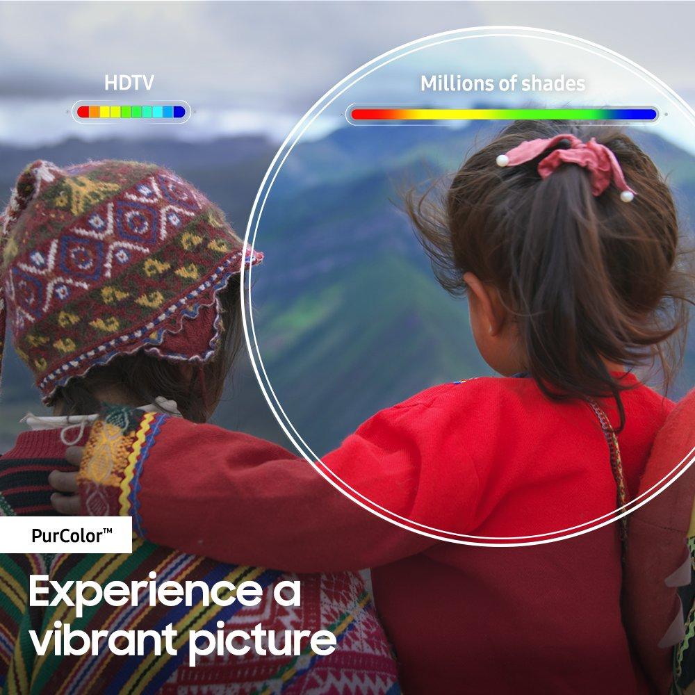 Samsung UN50NU7100 Flat 50'' 4K UHD 7 Series Smart TV 2018 by Samsung (Image #5)