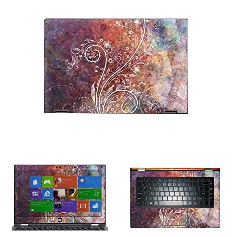 Decalrus - Decal Skin Sticker for Lenovo Yoga 2 PRO with 13.3