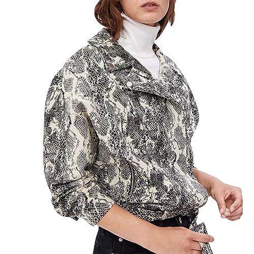 Beladla Chaqueta Mujer Invierno Sudaderas para Mujer con Capucha Desmontable con Cremallera Estampado Sweatshirt Abrigos Sweater: Amazon.es: Zapatos y ...