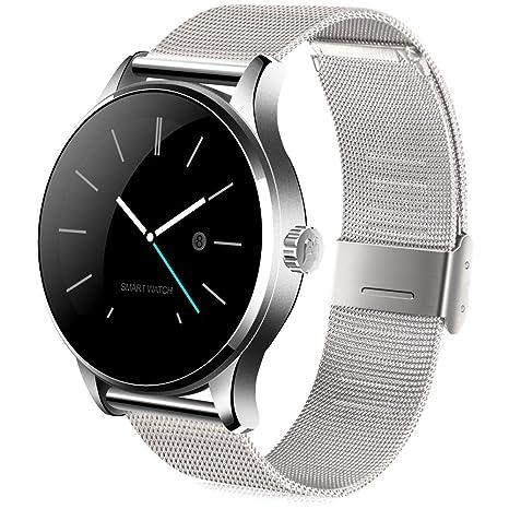 Shop Tronics24 universal Bluetooth Smart Watch Reloj Teléfono Móvil Reloj de pulsera Smartphone Pulso Reloj Medidor