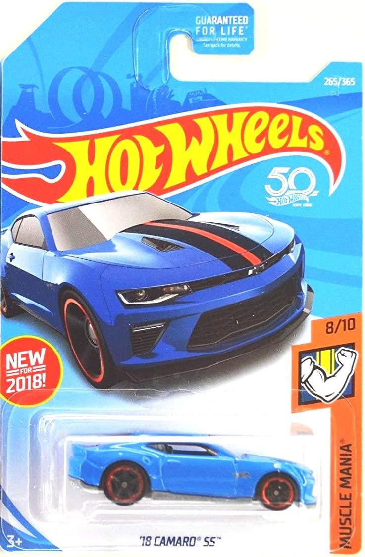 Hot Wheels 2019  ´18 CAMARO SS    26//250   NEU/&OVP