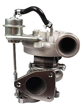 henyee Turbocompresor 17201 – 67010 – Turbo cargador Fit para Toyota Hilux Land Cruiser 3.0L