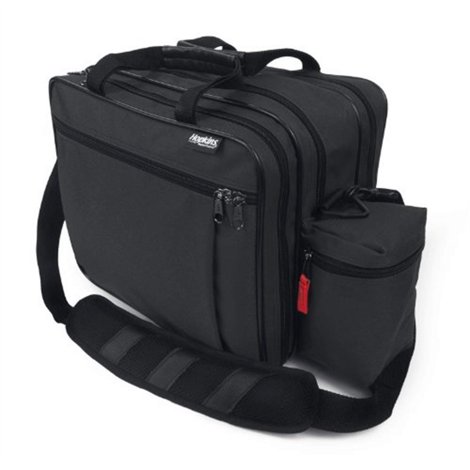 Hopkins Medical Products EZ View Medical Bag -  Black by Hopkins Medical Products