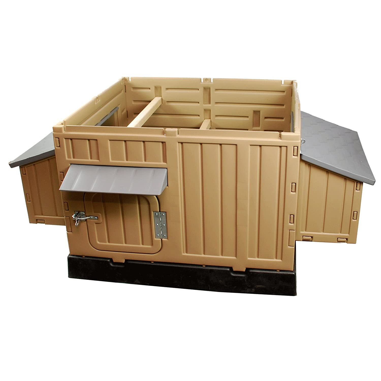 Charmant Amazon.com : SnapLock Formex Large Chicken Coop Backyard Hen House 4 6  Large 6 12 Bantams : Garden U0026 Outdoor
