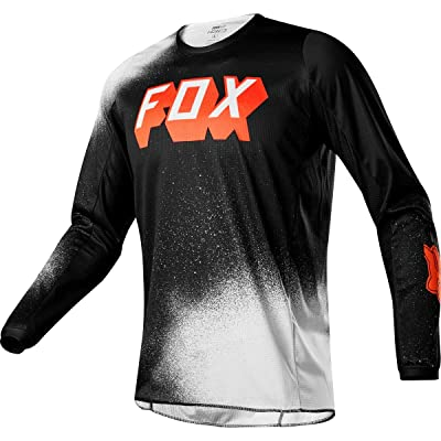 Fox Racing 2020 Youth 180 Jersey - BNKZ SE (X-Large) (Black): Automotive