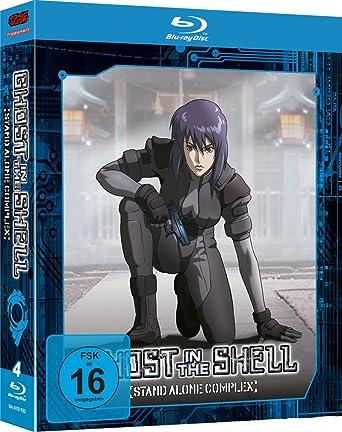 Ghost in the Shell - Stand Alone Complex - Gesamtausgabe - Blu-ray Alemania: Amazon.es: -, Kenji Kamiyama, -: Cine y Series TV