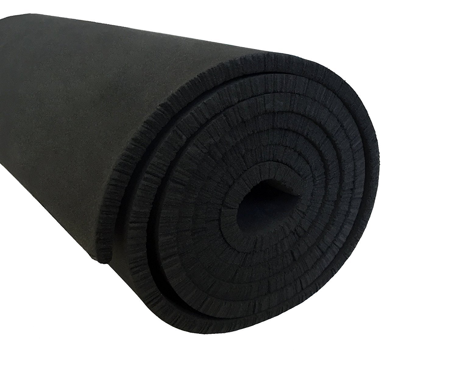 Xcel Large Toolbox Liner Heavy Duty Neoprene Sheet 1829 mm X 432 mm X 6.35 mm Extra Thick Made in USA 1829 mm x 432 mm x 6.35 mm Rubber Sheets Ez Cut Non-Slip Foam Rubber Toolbox /& Drawer Liner