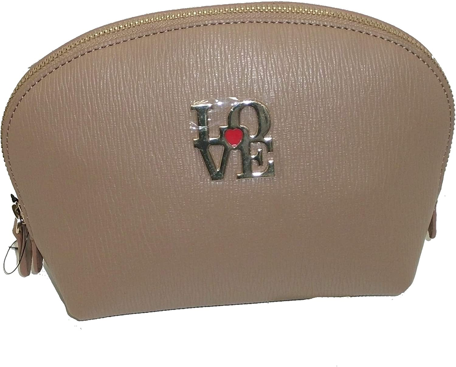 Love Moschino - Cartera para mujer Hombre Beige TAUPE
