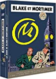 Blake et Mortimer Coffret Edition Limitée 3 DVD + Album : Le guide de Blake et Mortimer [Édition Limitée]