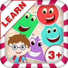 Learn Shapes - Kids Fun