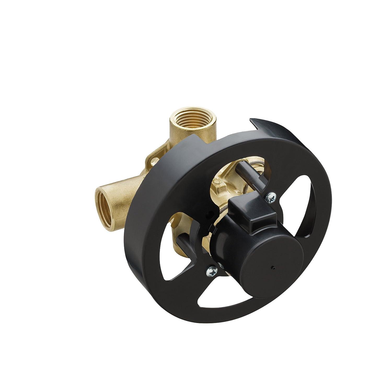 Moen 2590 Rough-In PosiTemp Pressure Balancing Cycling Shower Valve ...