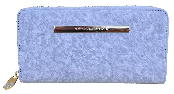 Tommy Hilfiger Modern ZA - Monedero, color azul claro ...