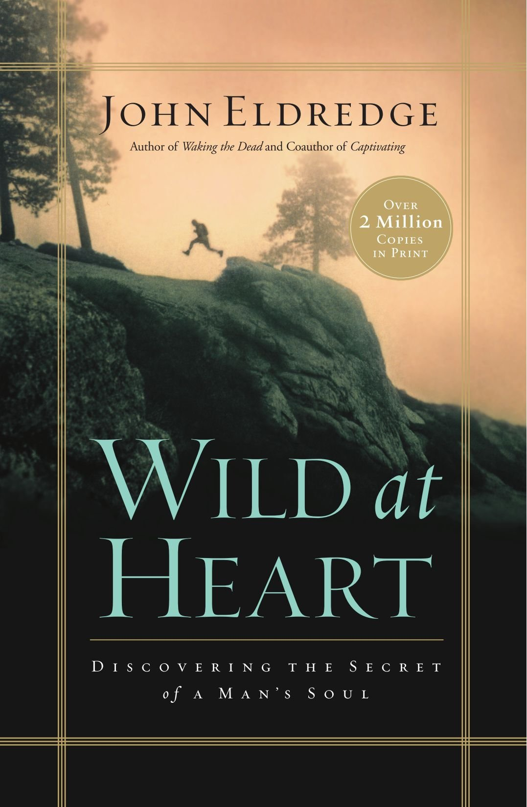 Wild at Heart: Discovering the Secret of a Man's Soul: John Eldredge:  9780785287964: Amazon.com: Books