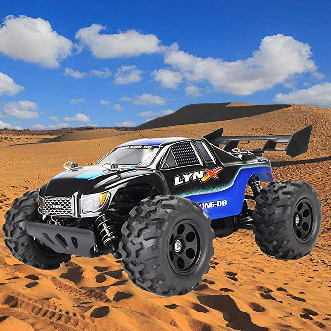 Amazon.com: Voberry RC Car Remote Control Car Electric Racing Car Off Road 1:20 Scale Desert Buggy Vehicle 2.4GHz High Speed Electric Race Monster Truck ...