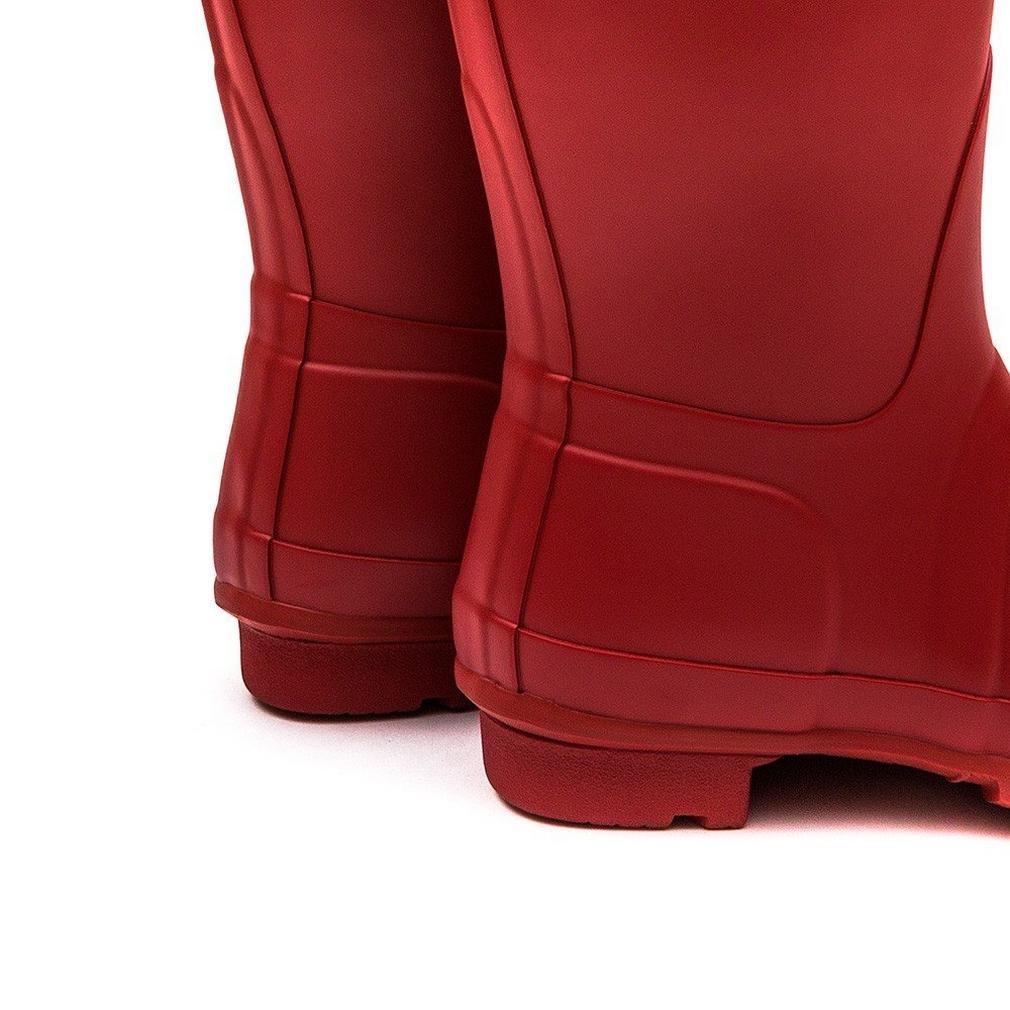 Hunter Women's Original Tall Wellington Boots, Red - 8 UK 42 EU 10 US