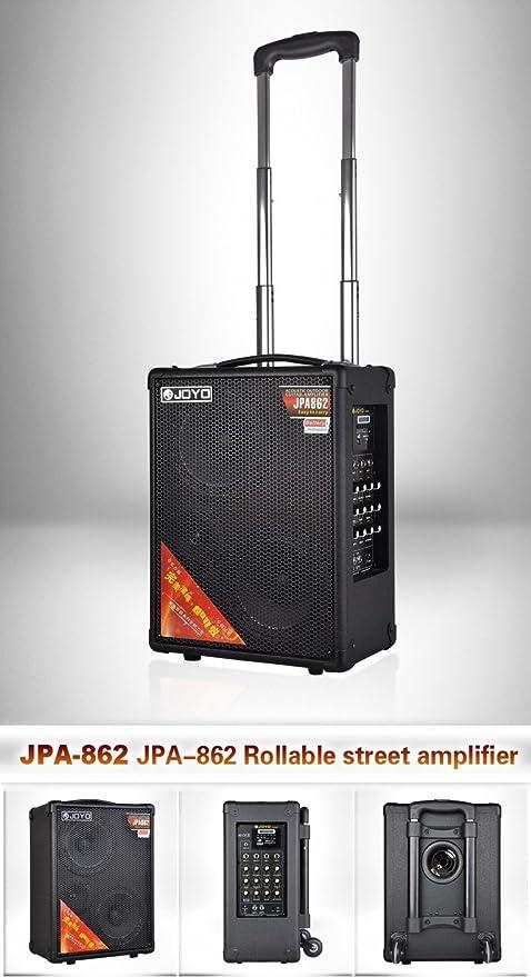 AMPLIFICADOR - Joyo (JPA 862) a bateria