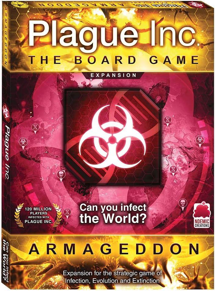 Ndemic Creations NDM002 Plague : Armageddon, Mixed Colours: Amazon.es: Juguetes y juegos
